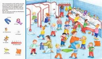 43706 Babybücher und Pappbilderbücher Mein großes Sachen suchen: Im Kindergarten von Ravensburger 4