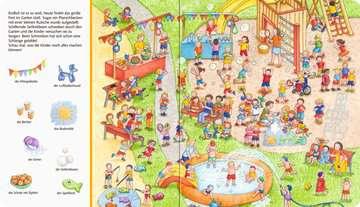 43706 Babybücher und Pappbilderbücher Mein großes Sachen suchen: Im Kindergarten von Ravensburger 5