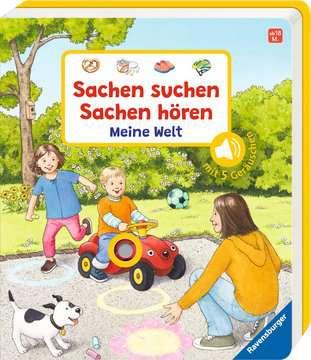 43733 Babybücher und Pappbilderbücher Sachen suchen, Sachen hören: Meine Welt von Ravensburger 2
