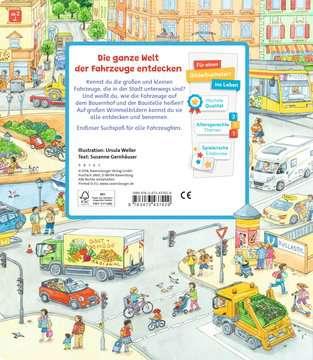 43742 Babybücher und Pappbilderbücher Mein großes Sachen suchen: Viele, viele Fahrzeuge von Ravensburger 3
