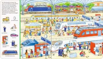43742 Babybücher und Pappbilderbücher Mein großes Sachen suchen: Viele, viele Fahrzeuge von Ravensburger 4