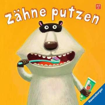 43757 Babybücher und Pappbilderbücher Zähne putzen von Ravensburger 1