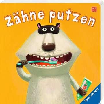 43757 Babybücher und Pappbilderbücher Zähne putzen von Ravensburger 2