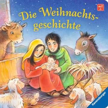 43759 Babybücher und Pappbilderbücher Die Weihnachtsgeschichte von Ravensburger 1