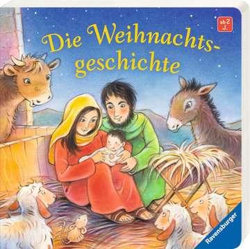 43759 Babybücher und Pappbilderbücher Die Weihnachtsgeschichte von Ravensburger 2