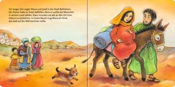 43759 Babybücher und Pappbilderbücher Die Weihnachtsgeschichte von Ravensburger 4