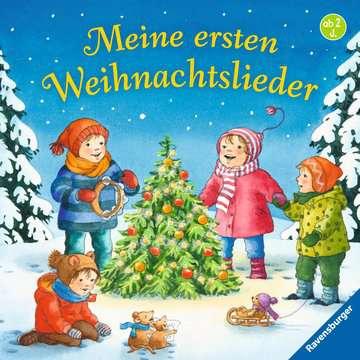 43761 Babybücher und Pappbilderbücher Meine ersten Weihnachtslieder von Ravensburger 1