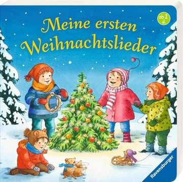 43761 Babybücher und Pappbilderbücher Meine ersten Weihnachtslieder von Ravensburger 2