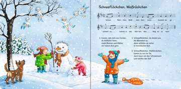 43761 Babybücher und Pappbilderbücher Meine ersten Weihnachtslieder von Ravensburger 4
