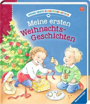43763 Babybücher und Pappbilderbücher Meine ersten Weihnachts-Geschichten von Ravensburger 2