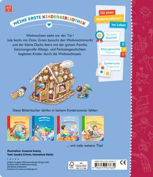 43763 Babybücher und Pappbilderbücher Meine ersten Weihnachts-Geschichten von Ravensburger 3