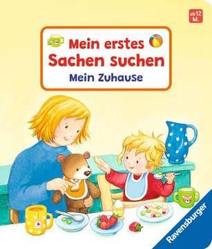 Mein erstes Sachen suchen: Mein Zuhause Kinderbücher;Babybücher und Pappbilderbücher - Bild 1 - Ravensburger