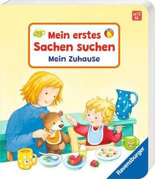 43768 Babybücher und Pappbilderbücher Mein erstes Sachen suchen: Mein Zuhause von Ravensburger 2