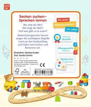 43768 Babybücher und Pappbilderbücher Mein erstes Sachen suchen: Mein Zuhause von Ravensburger 3