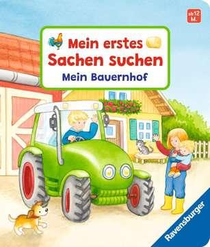 43769 Babybücher und Pappbilderbücher Mein erstes Sachen suchen: Mein Bauernhof von Ravensburger 1