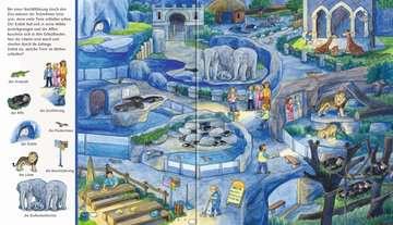 43770 Babybücher und Pappbilderbücher Mein großes Sachen suchen: Tag und Nacht von Ravensburger 6