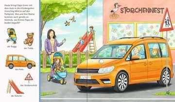43771 Babybücher und Pappbilderbücher Sachen suchen, Sachen hören: Meine Fahrzeuge von Ravensburger 4