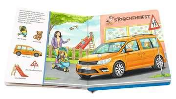 43771 Babybücher und Pappbilderbücher Sachen suchen, Sachen hören: Meine Fahrzeuge von Ravensburger 5