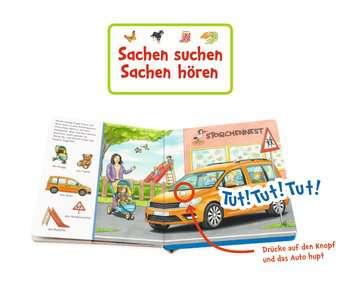 43771 Babybücher und Pappbilderbücher Sachen suchen, Sachen hören: Meine Fahrzeuge von Ravensburger 7