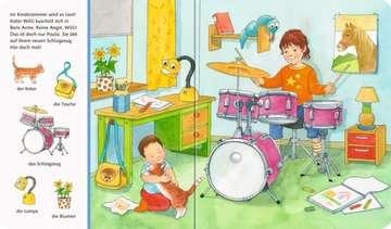 43772 Babybücher und Pappbilderbücher Sachen suchen, Sachen hören: Wir machen Musik von Ravensburger 3