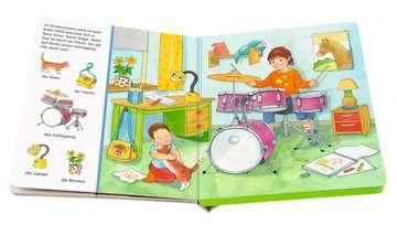 43772 Babybücher und Pappbilderbücher Sachen suchen, Sachen hören: Wir machen Musik von Ravensburger 4