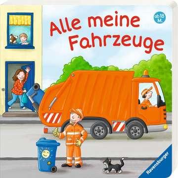 43780 Babybücher und Pappbilderbücher Alle meine Fahrzeuge von Ravensburger 2