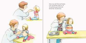 43782 Babybücher und Pappbilderbücher Anna ist krank von Ravensburger 4