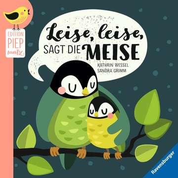 43787 Babybücher und Pappbilderbücher Leise, leise, sagt die Meise von Ravensburger 1
