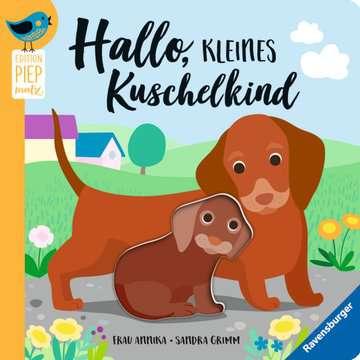 Hallo, kleines Kuschelkind Kinderbücher;Babybücher und Pappbilderbücher - Bild 1 - Ravensburger