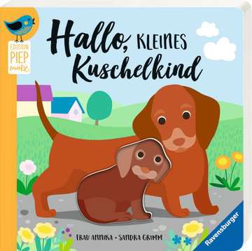 43788 Babybücher und Pappbilderbücher Hallo, kleines Kuschelkind von Ravensburger 2