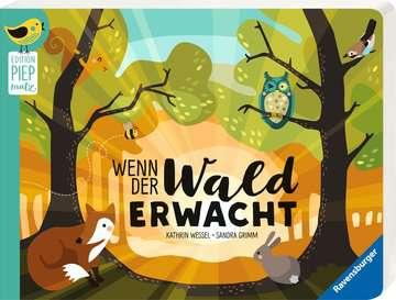 43789 Babybücher und Pappbilderbücher Wenn der Wald erwacht von Ravensburger 2