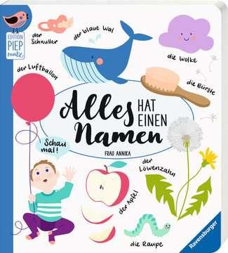 43790 Babybücher und Pappbilderbücher Alles hat einen Namen von Ravensburger 2