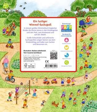 43791 Babybücher und Pappbilderbücher Mein großes Sachen suchen: Meine Wimmelbilder von Ravensburger 3