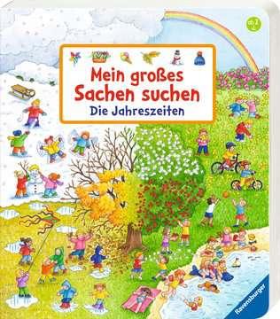 Mein großes Sachen suchen: Die Jahreszeiten Kinderbücher;Babybücher und Pappbilderbücher - Bild 2 - Ravensburger