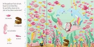 43795 Babybücher und Pappbilderbücher Mein erstes Suchbuch: Hallo, Einhorn! von Ravensburger 4