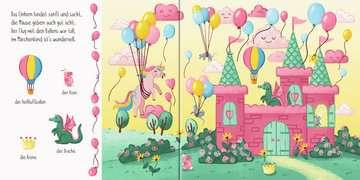 43795 Babybücher und Pappbilderbücher Mein erstes Suchbuch: Hallo, Einhorn! von Ravensburger 5