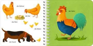 Mein erstes Wörterbuch zum Fühlen: Bauernhoftiere Kinderbücher;Babybücher und Pappbilderbücher - Bild 4 - Ravensburger