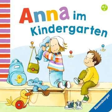 43814 Babybücher und Pappbilderbücher Anna im Kindergarten von Ravensburger 1