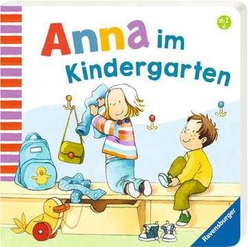 43814 Babybücher und Pappbilderbücher Anna im Kindergarten von Ravensburger 2