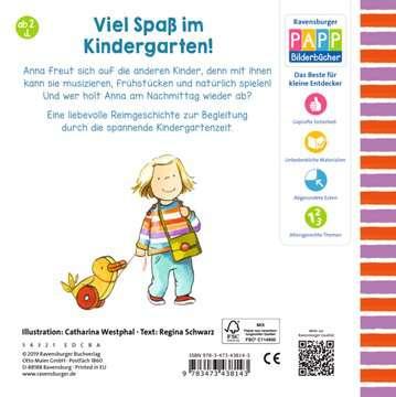 43814 Babybücher und Pappbilderbücher Anna im Kindergarten von Ravensburger 3
