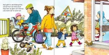 43814 Babybücher und Pappbilderbücher Anna im Kindergarten von Ravensburger 4