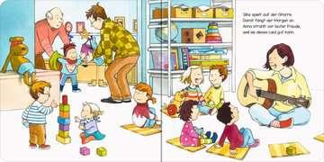 43814 Babybücher und Pappbilderbücher Anna im Kindergarten von Ravensburger 5