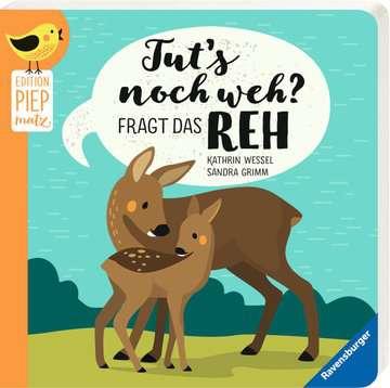 Tut's noch weh?, fragt das Reh Kinderbücher;Babybücher und Pappbilderbücher - Bild 2 - Ravensburger