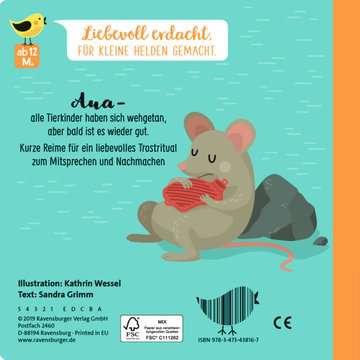 Tut's noch weh?, fragt das Reh Kinderbücher;Babybücher und Pappbilderbücher - Bild 3 - Ravensburger