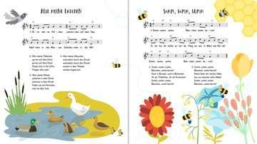 43819 Babybücher und Pappbilderbücher Singen, Klatschen, Tanzen: Meine Kinderlieder von Ravensburger 5