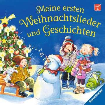 43820 Bücher Meine ersten Weihnachtslieder und Geschichten von Ravensburger 1
