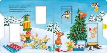 43821 Babybücher und Pappbilderbücher Juhu, bald ist Weihnachten! von Ravensburger 4