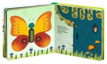 43827 Bücher Wie kleine Tiere groß werden: Die kleine Raupe von Ravensburger 7
