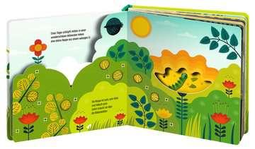 43827 Bücher Wie kleine Tiere groß werden: Die kleine Raupe von Ravensburger 8