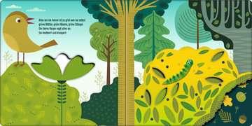 43827 Bücher Wie kleine Tiere groß werden: Die kleine Raupe von Ravensburger 9